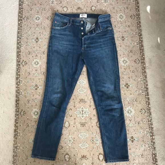 56316c98e3c5 Agolde Jeans | Nico Hi Rise Slim Fit In Subdued | Poshmark